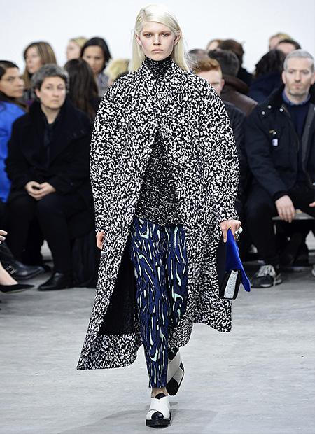 Le manteau XXL